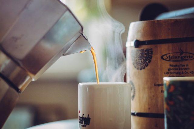 ケニア産コーヒーの美味しい飲み方
