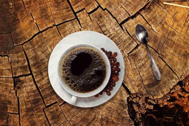 インスタントコーヒーで作る