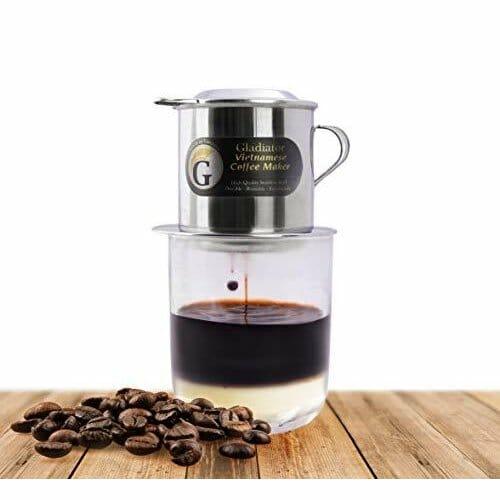 ベトナムコーヒー用カフェフィン