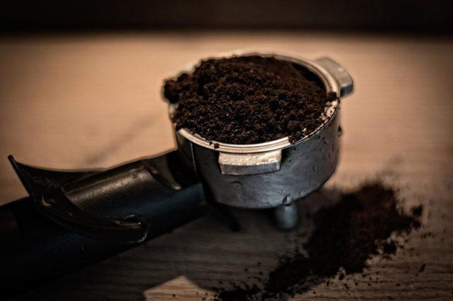 深煎りコーヒー