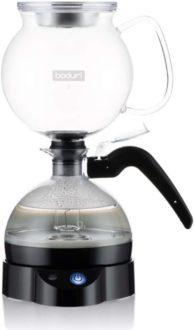BODUM ボダム ePEBO イーペボ 電動 サイフォン コーヒーメーカー 500ml ブラック