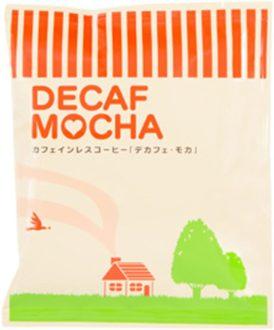 辻本珈琲:カフェインレスコーヒー デカフェ・モカ