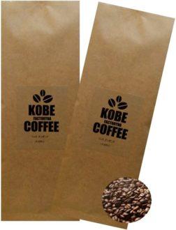 神戸ファクトリーナコーヒー:リッチ タンザニア 中深煎り フルシティーロースト