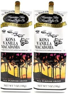 ハワイアンアイルズ コナコーヒー バニラマカダミアナッツ