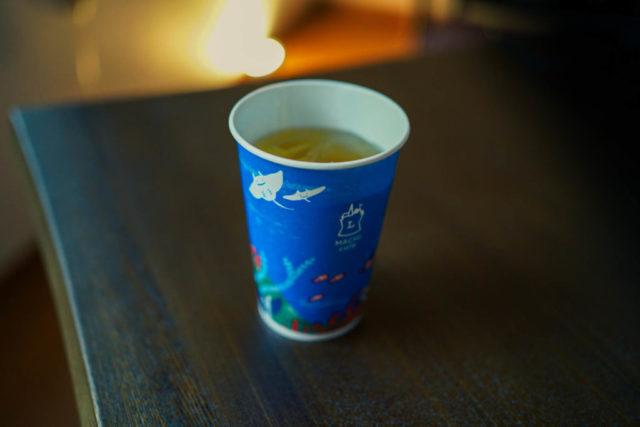台湾アイスティー パッションフルーツ(四季春茶)
