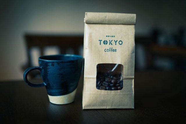 東京コーヒー オーガニックブレンド