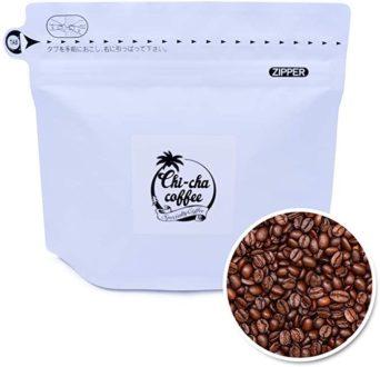 チチャ 珈琲(Chi-cha coffee):ブルンジ★エキゾチックロースト キビンゴWSC