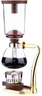BAOSHISHANコーヒーサイフォン サイフォン サイフォン式コーヒーメーカー 3杯用