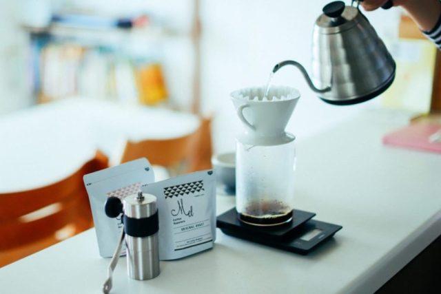 ラオス産コーヒーの美味しい飲み方