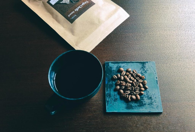 銀河コーヒー モカ イルガチェフ ナチュラル (エチオピア)3