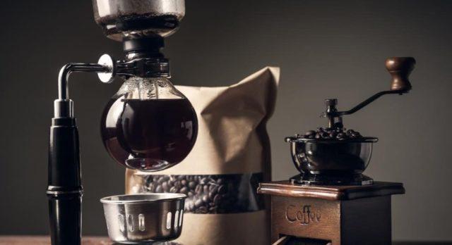 サイフォン式コーヒーとドリップ式コーヒーの味の違い