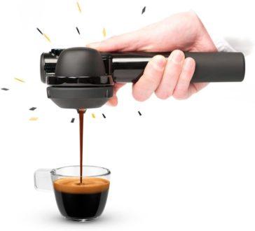 大作商事 小型エスプレッソマシン Handpresso