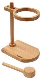 k-uning 木製 コーヒードリップスタンド