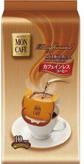 片岡物産 モンカフェ カフェインレス コーヒー
