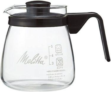 メリタ(Melitta) グラスポット MJG-750S
