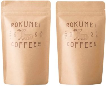 ロクメイコーヒー深煎り飲み比べセット