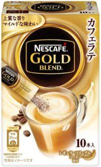 ネスカフェ ゴールドブレンド スティックコーヒー