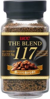 UCC ザ・ブレンド 117 インスタントコーヒー
