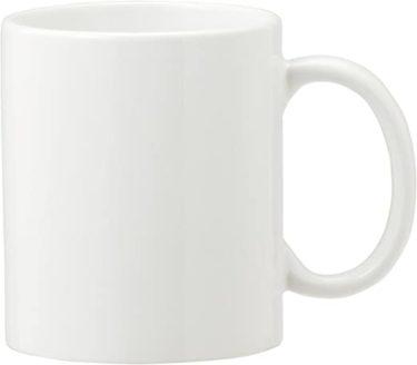 BASIC STANDARD セラミック マグカップ 白 無地 350ml