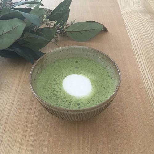 カフェオレボウル抹茶