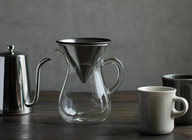 おしゃれなコーヒーサーバーおすすめ20選|割れない&保温機能付きも一挙紹介