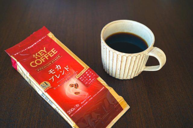KEY COFFEE モカブレンド