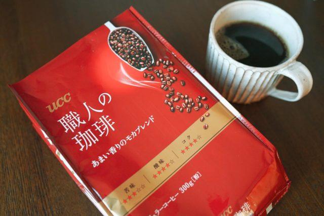 UCC 上島珈琲 職人の珈琲 甘い香りのモカブレンド