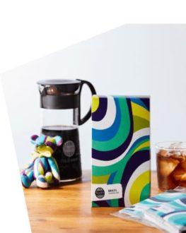 タリーズジップス コールドブリューコーヒー(水出しアイスコーヒー) 2パック