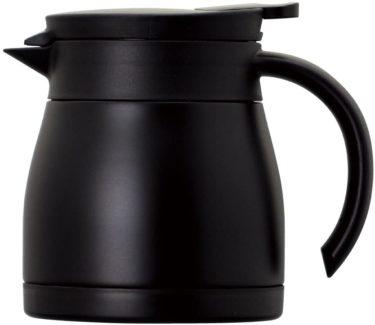 Atlas(アトラス) ステンレス コーヒー サーバー 0.6L ACS-602BK