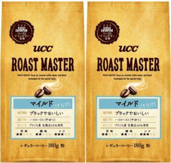 UCC ROAST MASTER マイルド