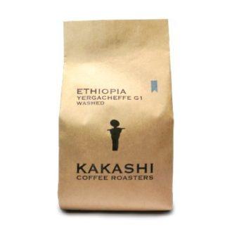 カカシコーヒー|モカ・イルガチェフェG1 ナチュラル