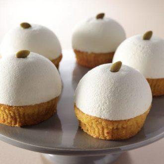 豆乳パンプキンケーキ
