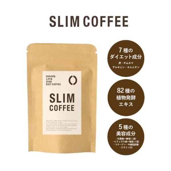 SLIM COFFEE(スリム コーヒー)