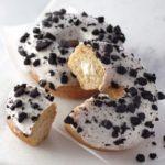 クッキー&クリームドーナツの値段・カロリー・感想