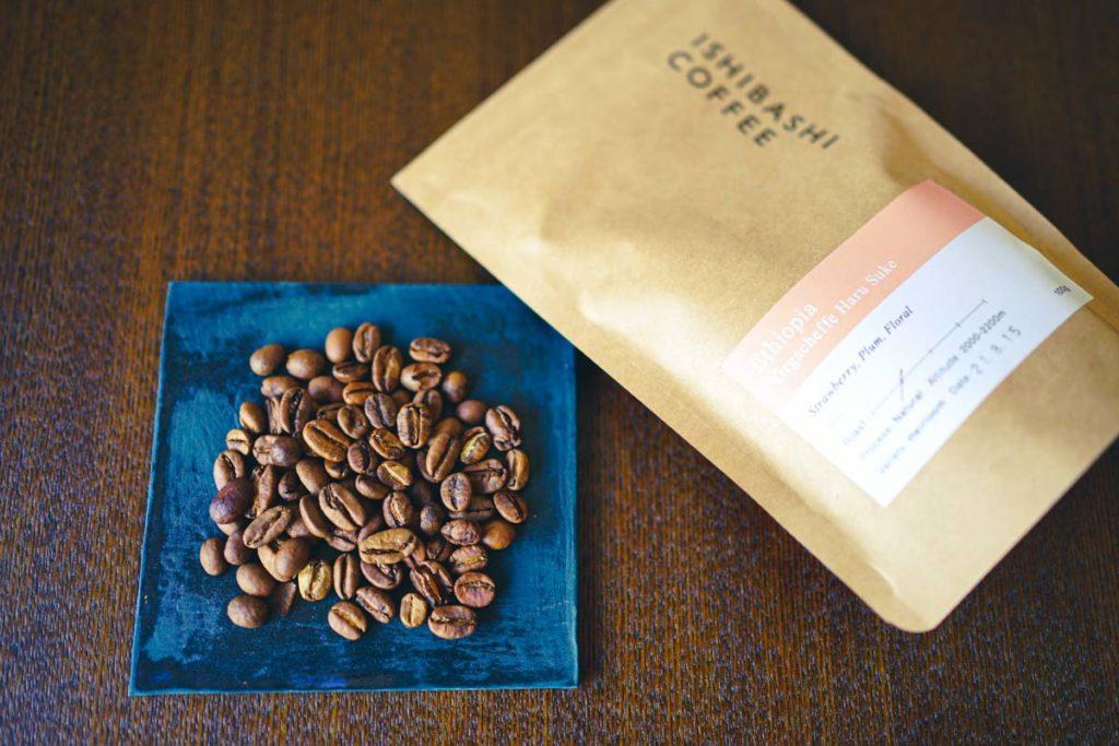 ishibashiコーヒー エチオピア イルガチェフェ