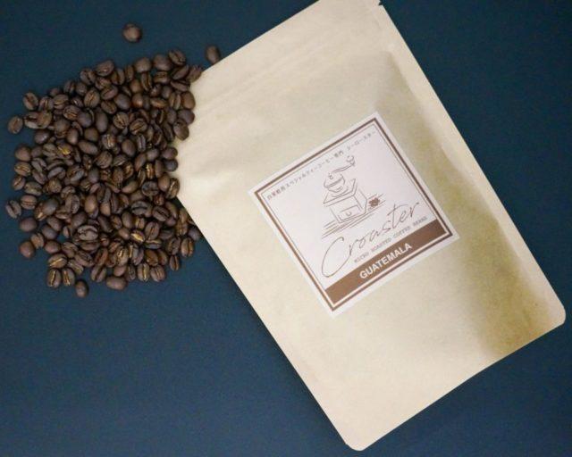 シーロースターセレクトコーヒー グアテマラ