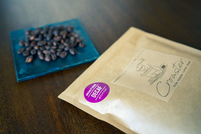 croaster select coffee デカフェ