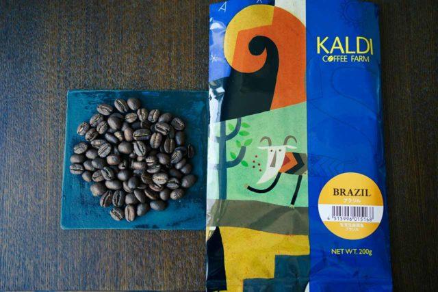 カルディ(KALDI)ブラジル