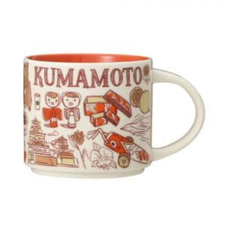 Been There Series マグKUMAMOTO414ml
