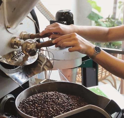 コーヒーブレンダーの役割